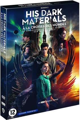 His Dark Materials - À la croisée des mondes - Saison 2 (2 DVD)
