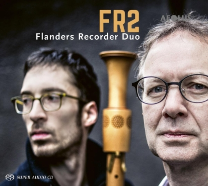 Flanders Recorder Duo (FR2) - FR2 (Hybrid SACD)
