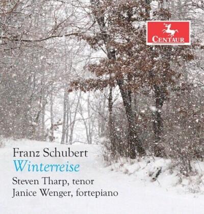 Franz Schubert (1797-1828), Steven Tharp & Janice Wenger - Winterreise