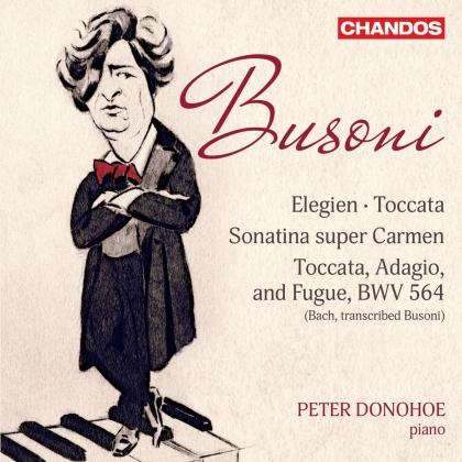 Ferruccio Busoni (1866-1924) & Peter Donohoe - Piano Works