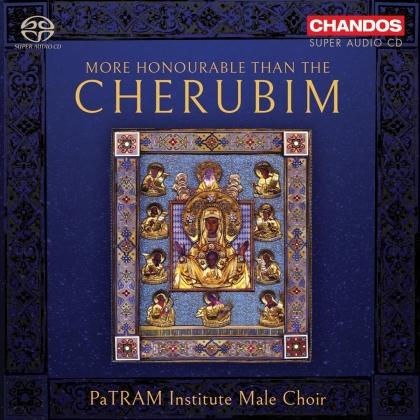 PaTram - Patriarch Tikhon Russian-American Music Institute - More Honourable (Hybrid SACD)