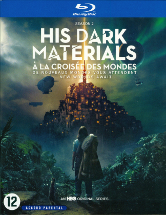 His Dark Materials - À la croisée des mondes - Saison 2 (2 Blu-rays)