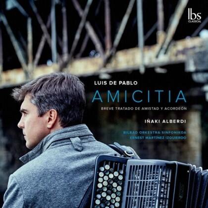 Bilbao Symphony, Luis de Pablo & Ernest Martínez i Izquierdo - Amicitia