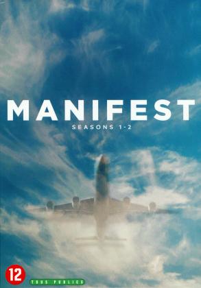 Manifest - Saisons 1 & 2 (7 DVD)