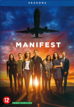 Manifest - Saison 2 (5 DVD)