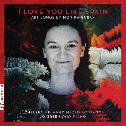 Melamed, Greenway & Monik Gurak - I Love You Like Spain