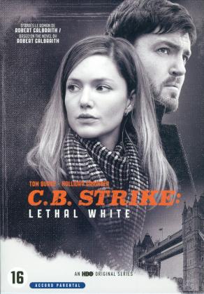 C.B. Strike: Lethal White (2 DVD)
