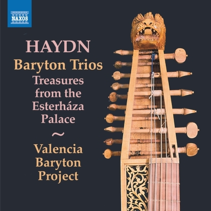 Valencia Baryton Project & Joseph Haydn (1732-1809) - Baryton Trios