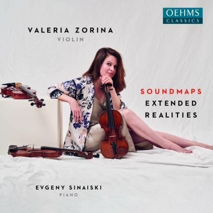 Valeria Zorina - Soundmaps Extended Realities