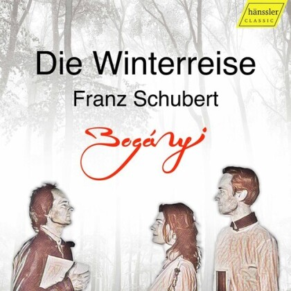 Dent-Boganyi & Franz Schubert (1797-1828) - Die Winterreise 89 - For Oboe, Bassoon And Piano