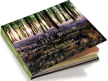 Britten, Duo Daluna & Benjamin Britten (1913-1976) - Song In The Wood