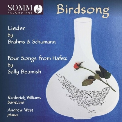 Sally Beamish (*1956), Roderick Williams & Andrew West - Birdsong