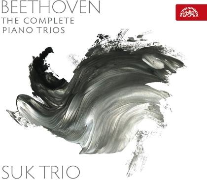 Suk Trio & Ludwig van Beethoven (1770-1827) - Complete Piano Trios