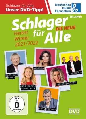 Various - Schlager für Alle - Die Neue - Herbst/Winter 2021/2022