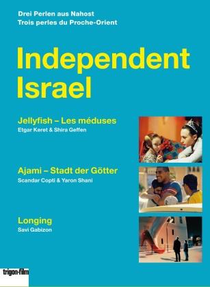 Independent Israel - Jellyfish / Ajami / Longing (Trigon-Film, 3 DVDs)