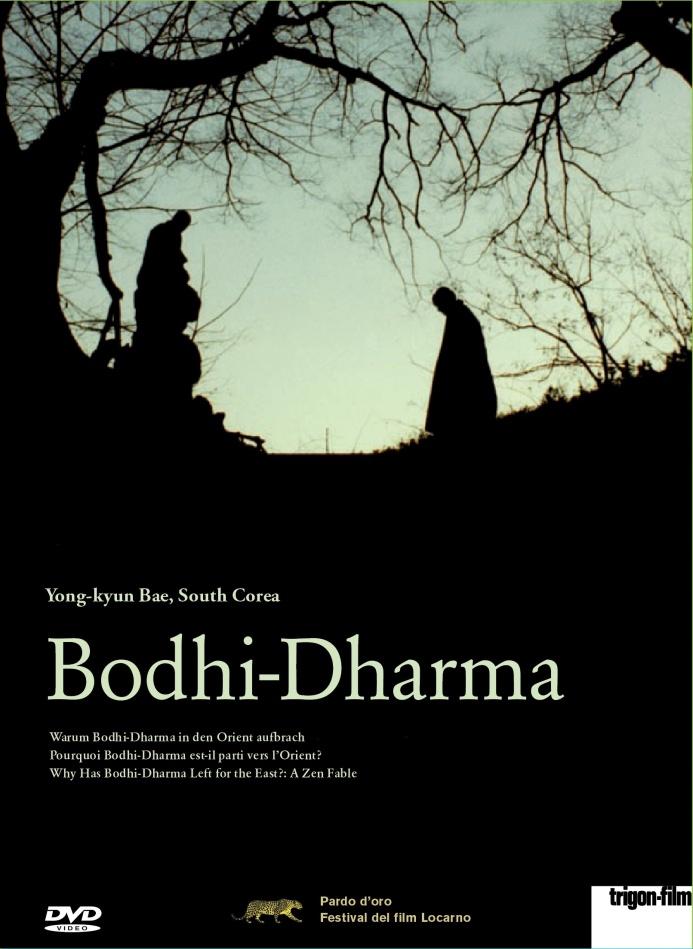 Bodhi-Dharma - Warum Bodhi-Dharma in den Orient aufbrach (Trigon-Film, Restaurierte Fassung)