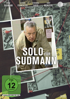 Solo für Sudmann (1997) (3 DVDs)