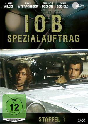 I.O.B. - Spezialauftrag - Staffel 1 (2 DVDs)