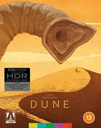 Dune (1984) (Edizione Limitata, 4K Ultra HD + Blu-ray)