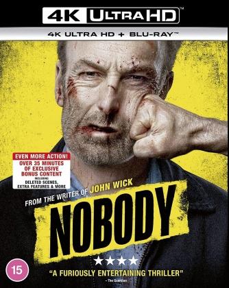 Nobody (2021) (4K Ultra HD + Blu-ray)
