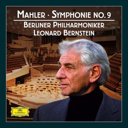 Leonard Bernstein (1918-1990) & Gustav Mahler (1860-1911) - Sinfonie Nr. 9 - Symphony No. 9 (2 LPs)