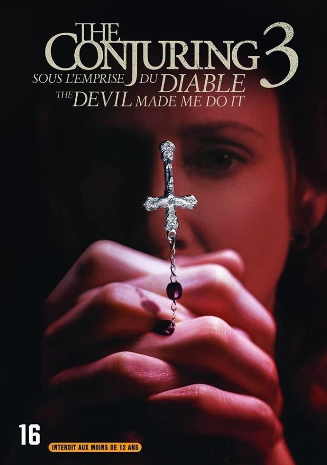 The Conjuring 3 - Sous l'emprise du Diable / The Devil Made Me Do It (2021)