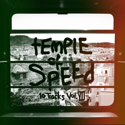 Temple Of Speed (Tinguely/Skor/Sterneis) - Vol. 7 (Feat. Ekr/Baze/Kalmoo/Stereo Luchs/CapoCris/Big Zis)