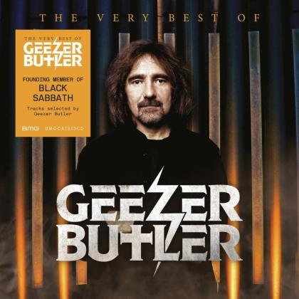 Geezer Butler (Black Sabbath) - The Very Best of Geezer Butler