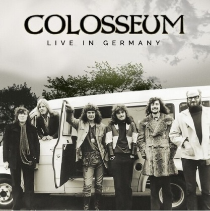 Colosseum - Live In Germany (2 CD + DVD)