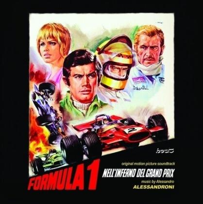 Formula 1 Nell Inferno Del Grand Prix - OST