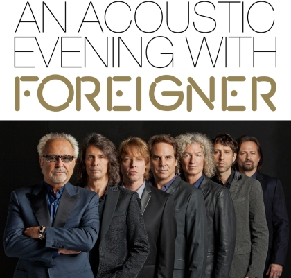 Foreigner - An Acoustic Evening With Foreigner (Digipack)