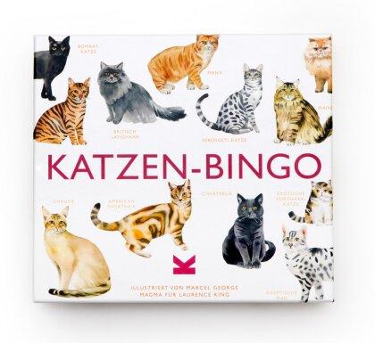 Katzen-Bingo