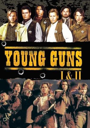 Young Guns 1&2 (2 DVDs)