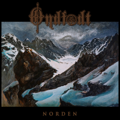 Ondfødt - Norden (Opaque Cyan Blue Vinyl, LP + CD)