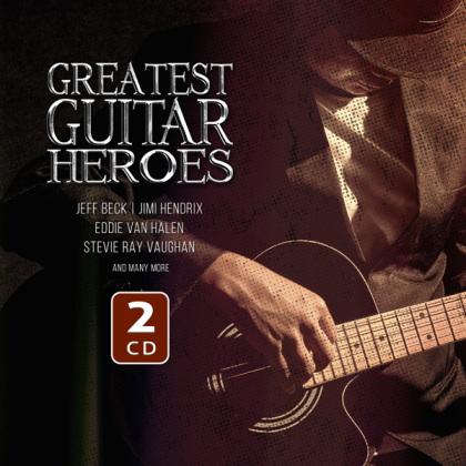 Greatest Guitar Heroes (2 CDs)