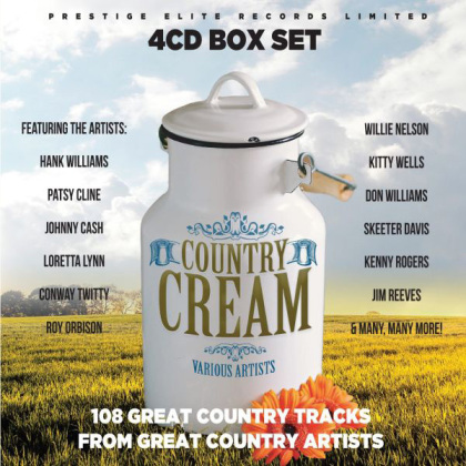 Country Cream (4 CDs)
