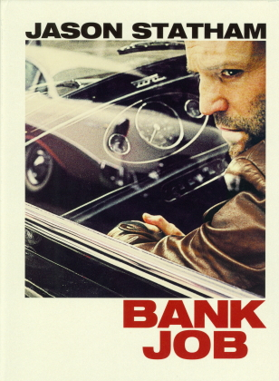 Bank Job (2008) (Cover C, Limited Edition, Mediabook, Blu-ray + DVD)