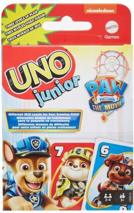 UNO Junior Paw Patrol (Kinderspiel)