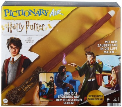 Pictionary Air Harry Potter (D)
