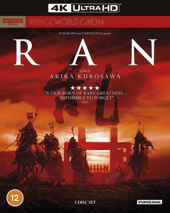 Ran (1985) (Vintage World Cinema)