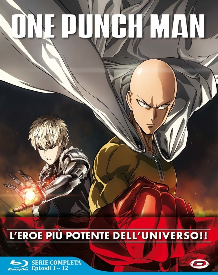 One Punch Man - Season 2 (Limited Edition, 3 DVDs)