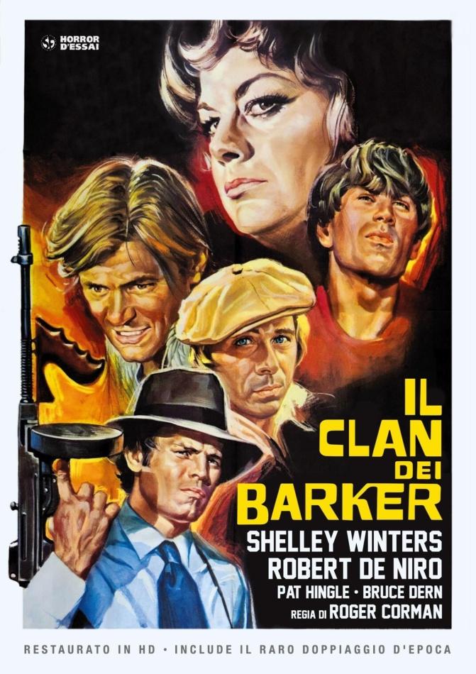 Il clan dei Barker (1970) (Horror d'Essai, restaurato in HD, Doppiaggio Originale D'epoca)