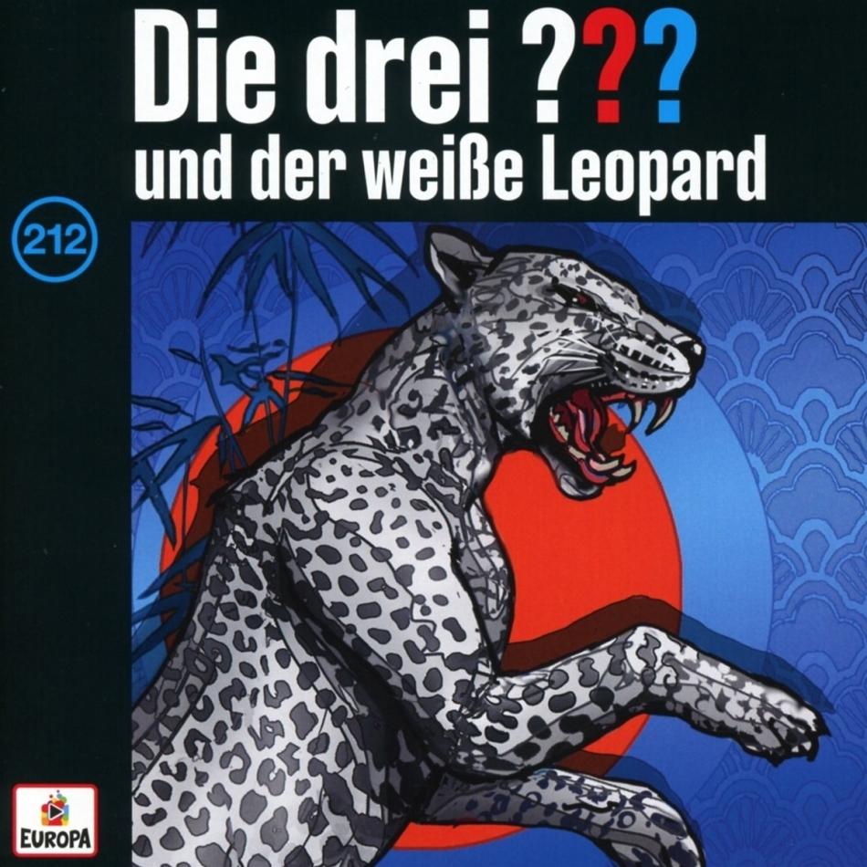 Die Drei ??? - 212/Der weiße Leopard