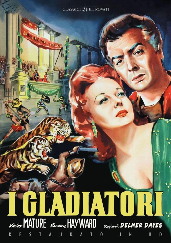 I gladiatori (1954) (Classici Ritrovati, Restaurato in HD, n/b)