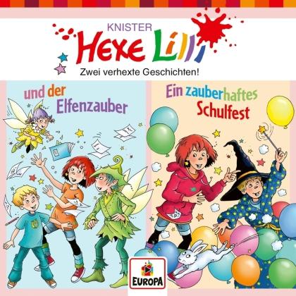 Hexe Lilli - 010/Hexe Lilli und der Elfenzauber (Erstlesergeschichte)