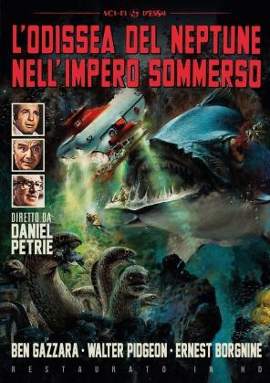 L'odissea del Neptune nell'impero sommerso (1973) (Sci-Fi d'Essai, restaurato in HD, Neuauflage)