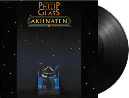 Philip Glass (*1937) - Akhnaten (Music On Vinyl, 2021 Reissue, Deluxe Lift-Off Boxset, 3 LPs)