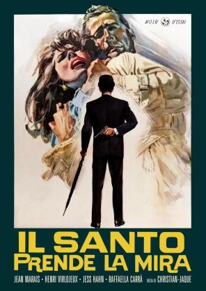 Il santo prende la mira (1966) (Noir d'Essai)