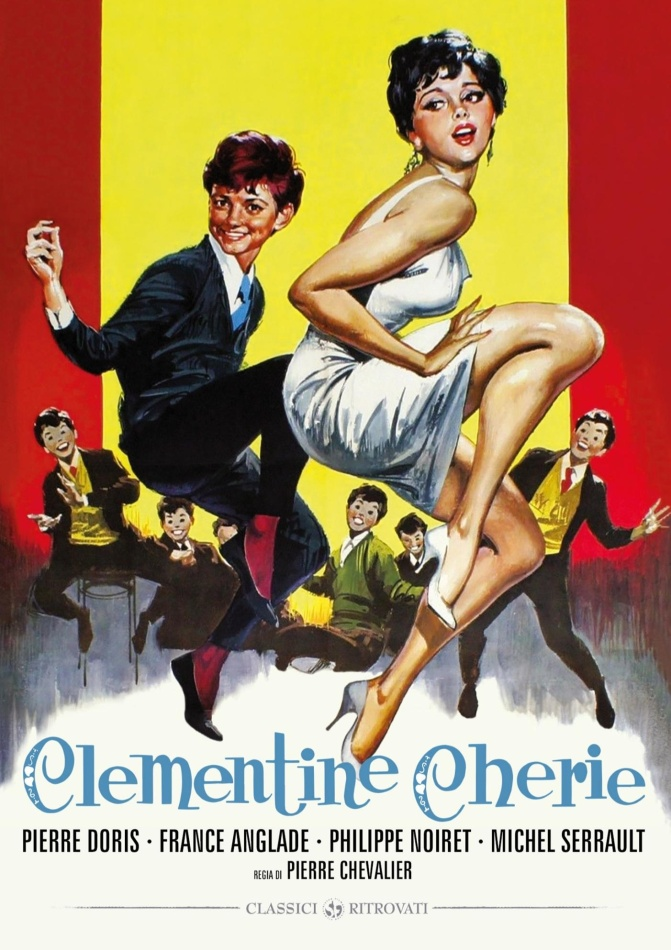 Clémentine chérie (1964) (Classici Ritrovati, n/b)