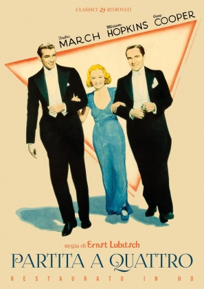 Partita a quattro (1933) (Classici Ritrovati, restaurato in HD, s/w)